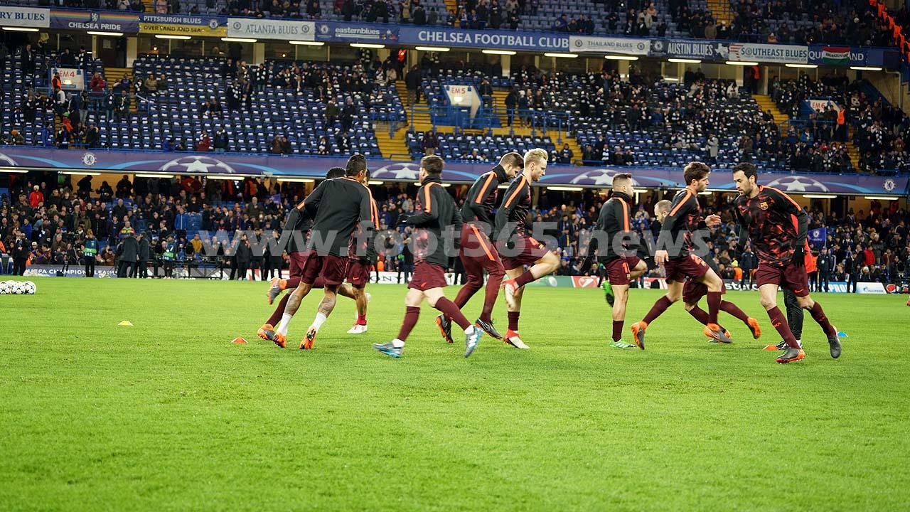 Chelsea FCBarcelone 008