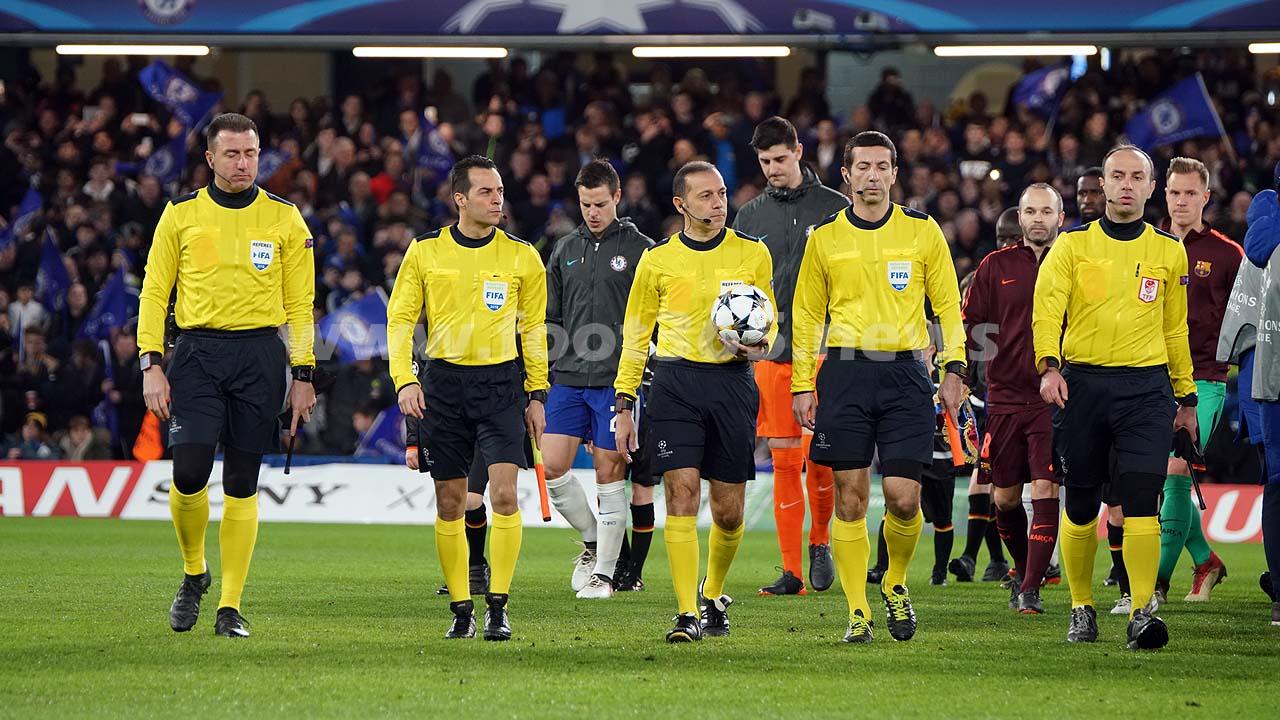 Chelsea FCBarcelone 015