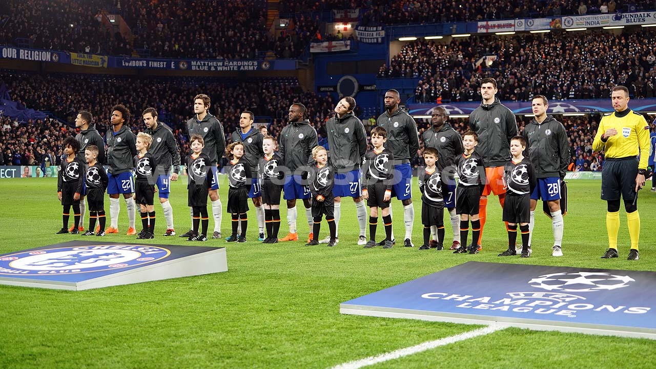 Chelsea FCBarcelone 017