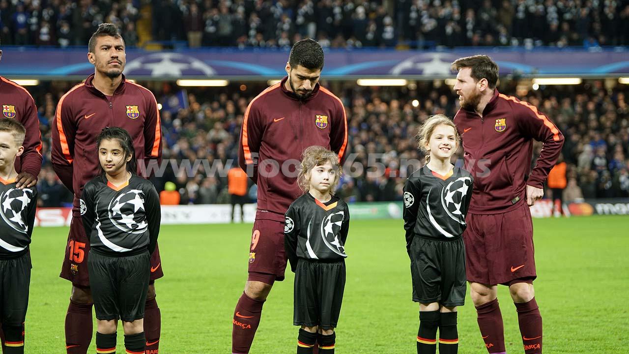 Chelsea FCBarcelone 018