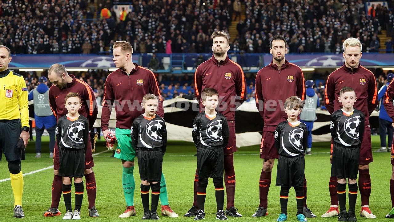 Chelsea FCBarcelone 019