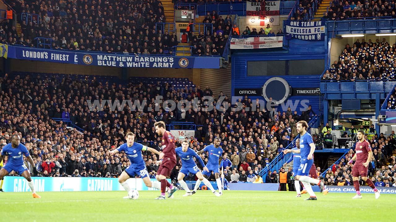 Chelsea FCBarcelone 027