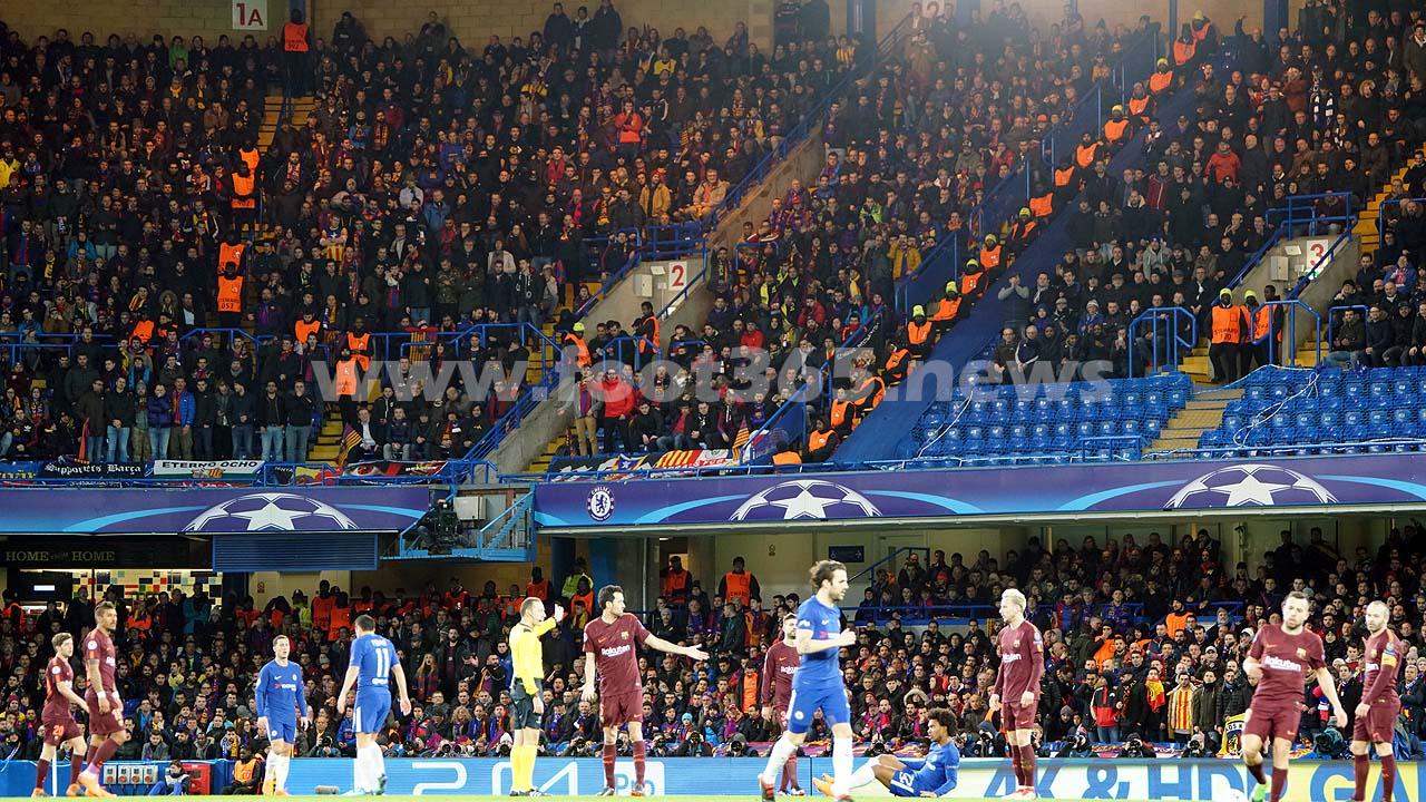 Chelsea FCBarcelone 033