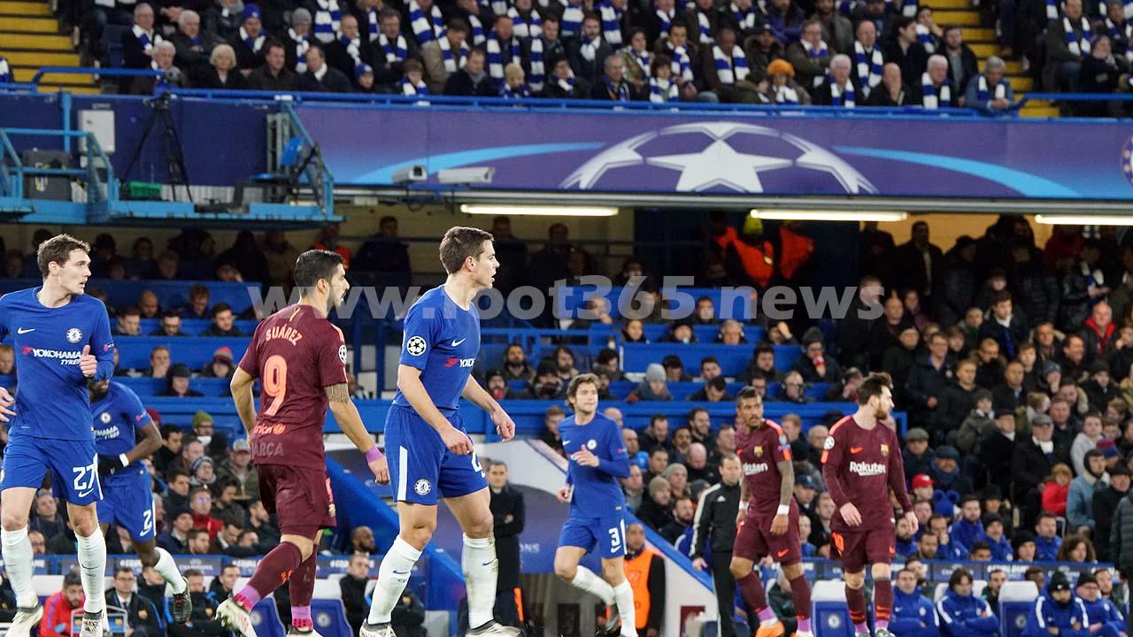 Chelsea FCBarcelone 053
