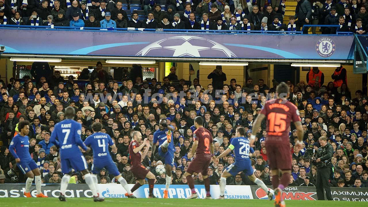 Chelsea FCBarcelone 063