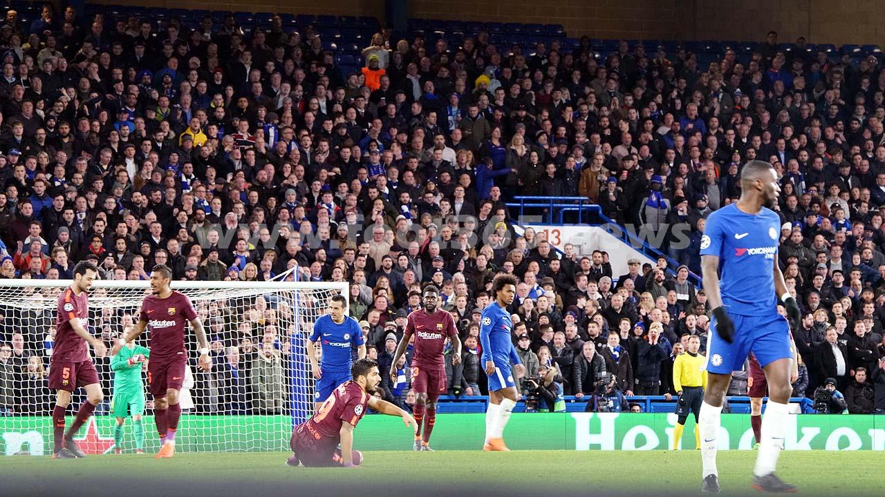 Chelsea FCBarcelone 068