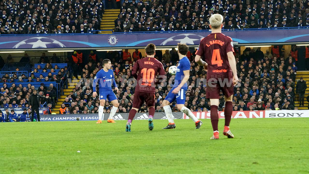 Chelsea FCBarcelone 080
