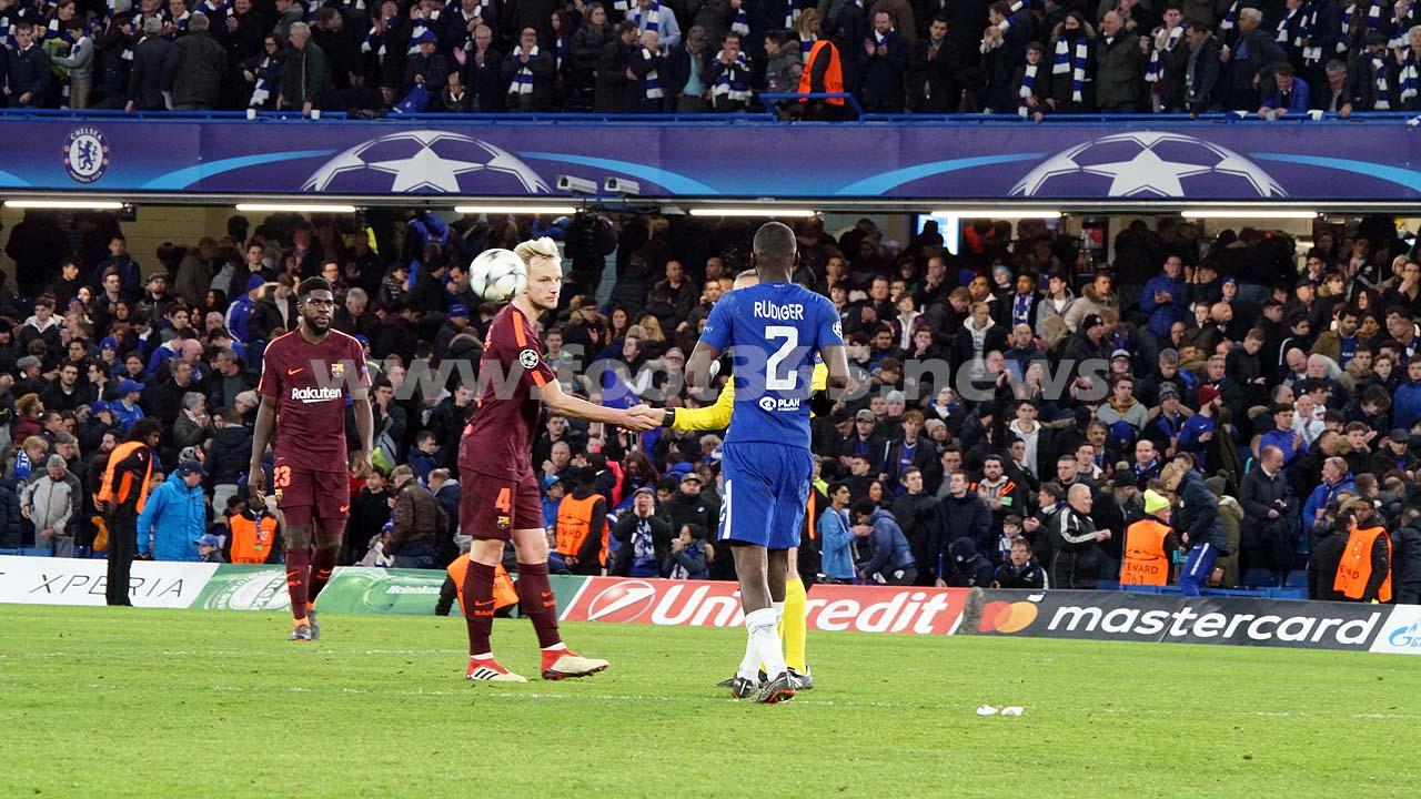Chelsea FCBarcelone 095