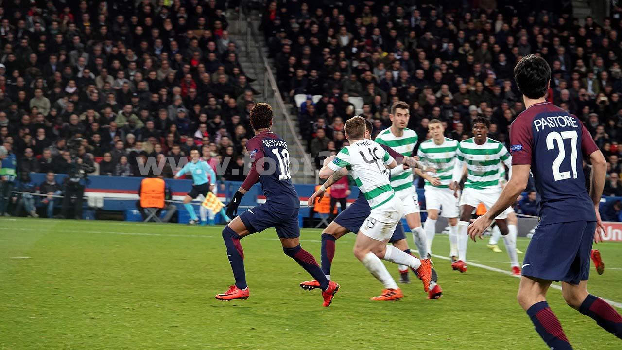 PSG Celtic 102