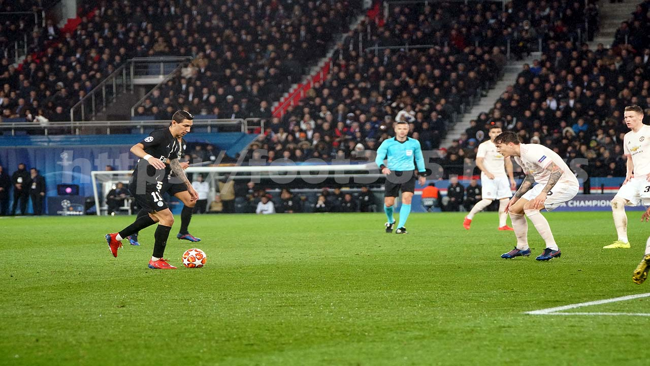 PSG Man United 085