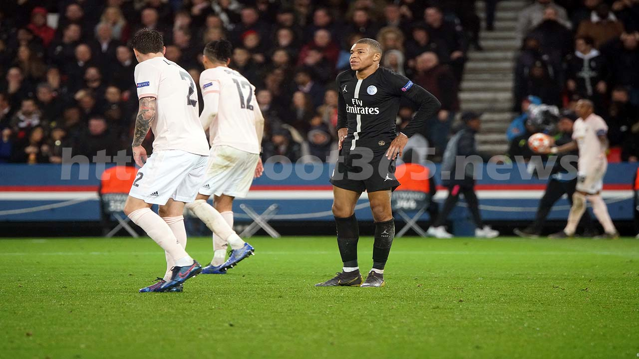 PSG Man United 104