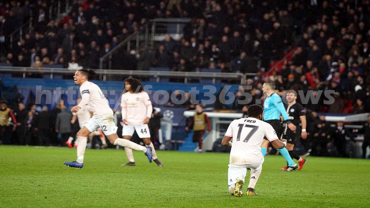 PSG Man United 123