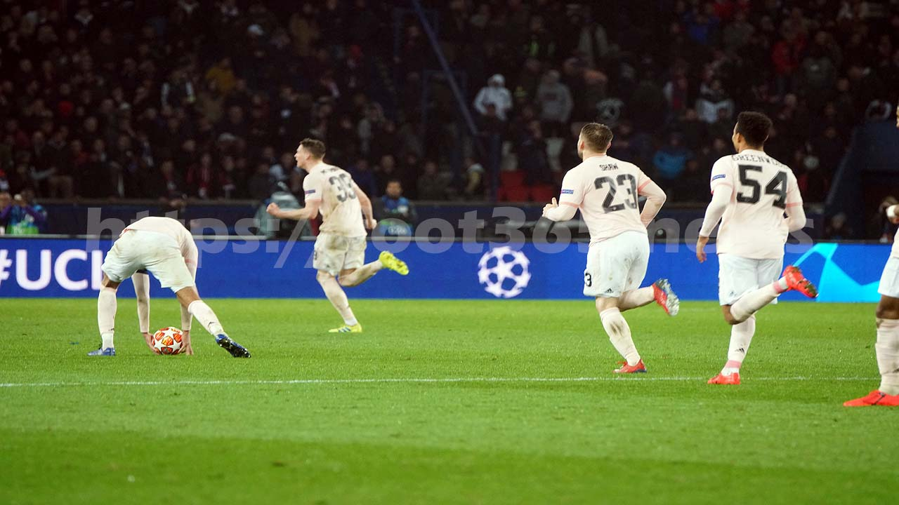 PSG Man United 126