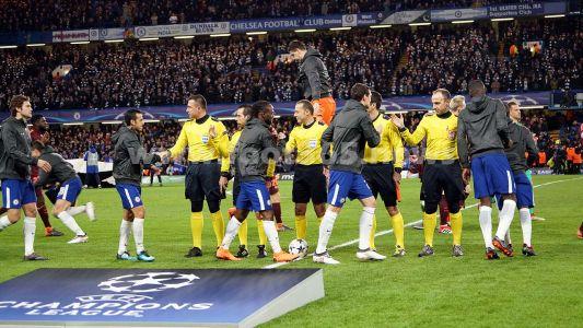 Chelsea FCBarcelone 021