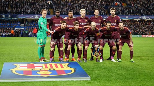 Chelsea FCBarcelone 022
