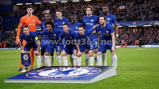 Chelsea FCBarcelone 023
