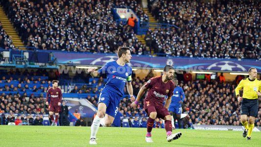 Chelsea FCBarcelone 025