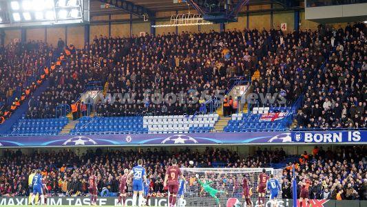 Chelsea FCBarcelone 031