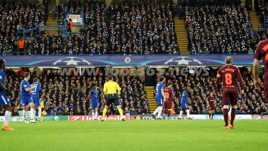 Chelsea FCBarcelone 036