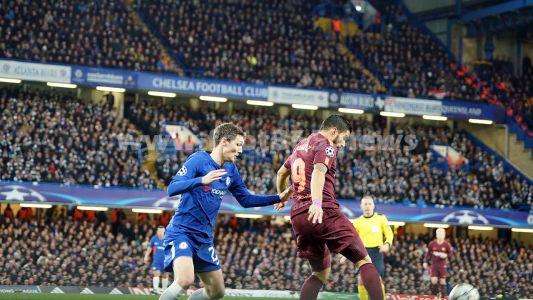Chelsea FCBarcelone 038