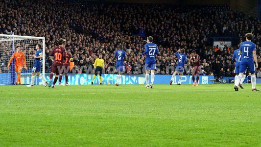 Chelsea FCBarcelone 039