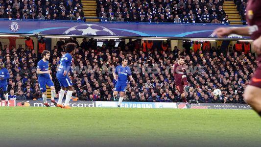 Chelsea FCBarcelone 040