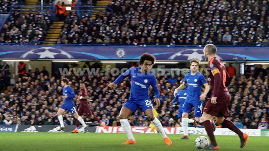 Chelsea FCBarcelone 041