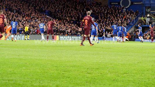Chelsea FCBarcelone 042