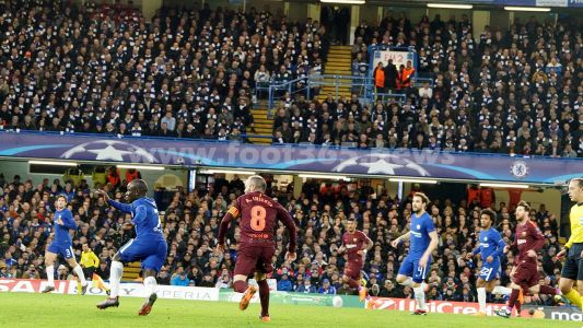 Chelsea FCBarcelone 044