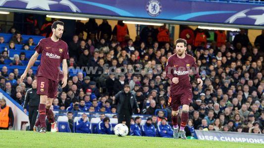 Chelsea FCBarcelone 047