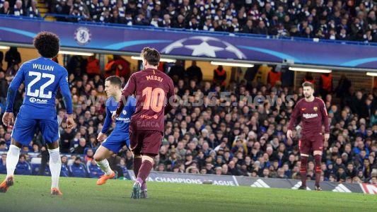 Chelsea FCBarcelone 050