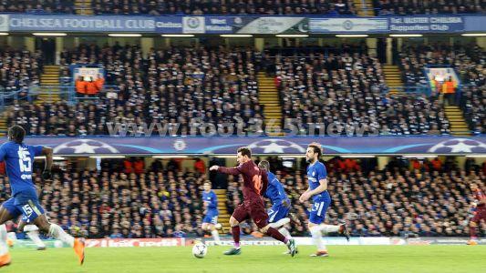 Chelsea FCBarcelone 051