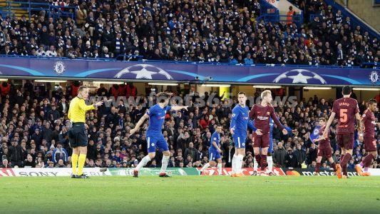 Chelsea FCBarcelone 054