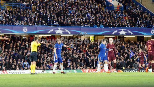 Chelsea FCBarcelone 055