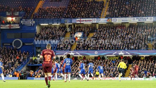 Chelsea FCBarcelone 059
