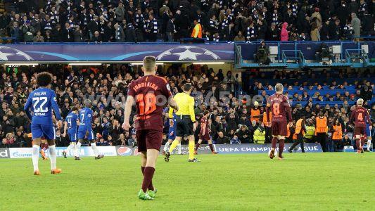 Chelsea FCBarcelone 061