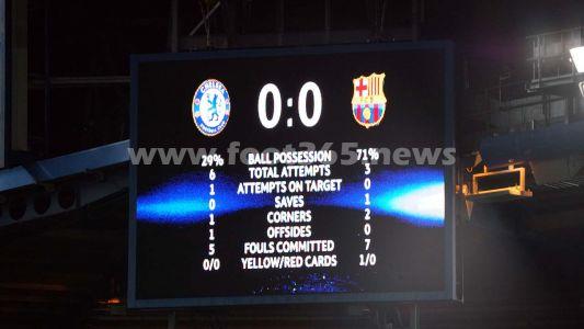 Chelsea FCBarcelone 062