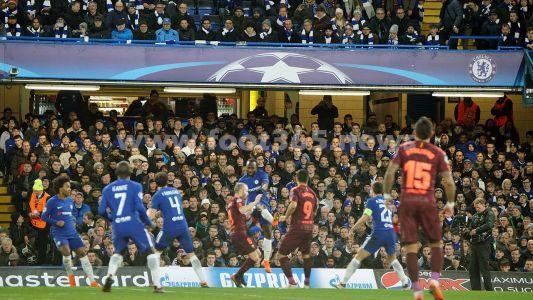 Chelsea FCBarcelone 064