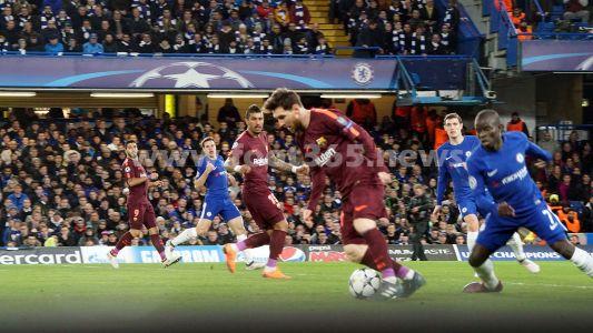 Chelsea FCBarcelone 066