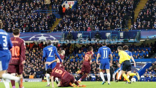 Chelsea FCBarcelone 067