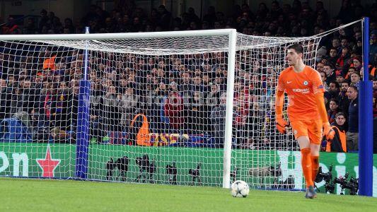 Chelsea FCBarcelone 069