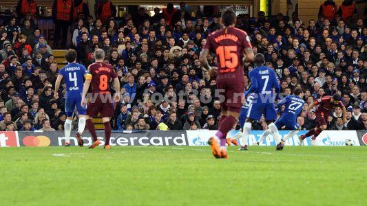 Chelsea FCBarcelone 070