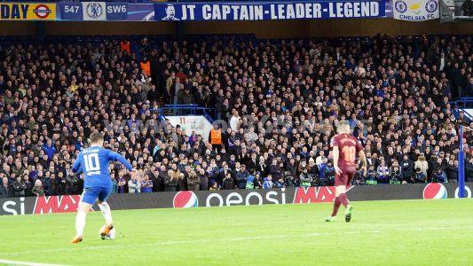 Chelsea FCBarcelone 071