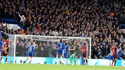 Chelsea FCBarcelone 072