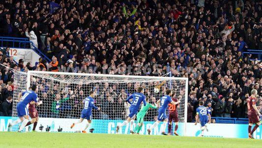 Chelsea FCBarcelone 073