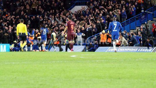Chelsea FCBarcelone 074