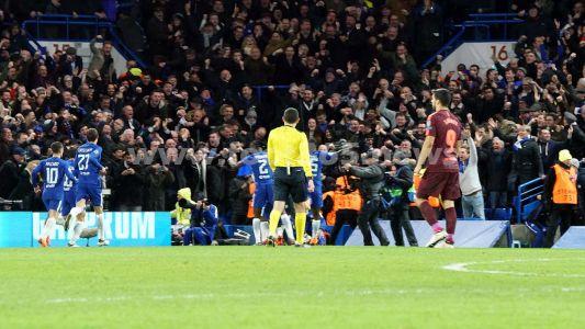 Chelsea FCBarcelone 075