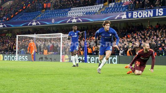 Chelsea FCBarcelone 078