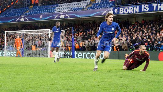 Chelsea FCBarcelone 079