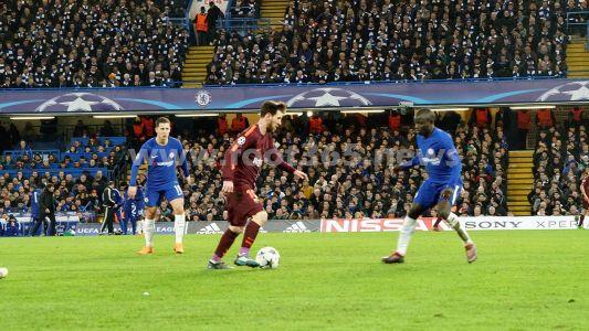 Chelsea FCBarcelone 081